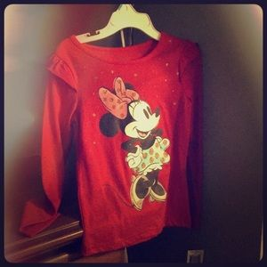 Disney Minnie Mouse Toddler girl shirt